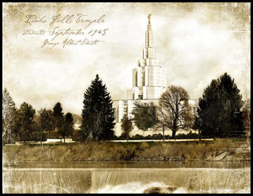 Picture of Idaho Falls Vintage