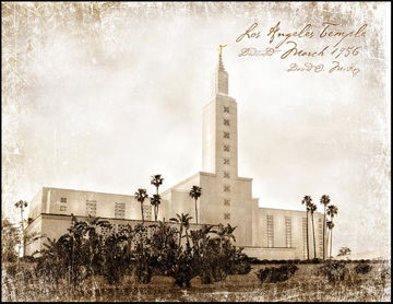 Picture of Los Angeles Vintage
