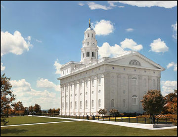 Picture of Nauvoo Facing West