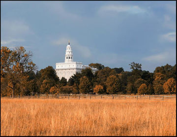 Picture of Nauvoo Fields
