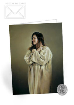 Picture of Forgiven Folding Card 5 X 7