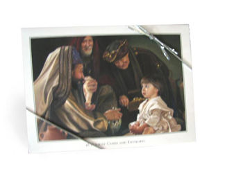 Picture of The Holy Men Christmas Cards 7 X 5 18-Pack