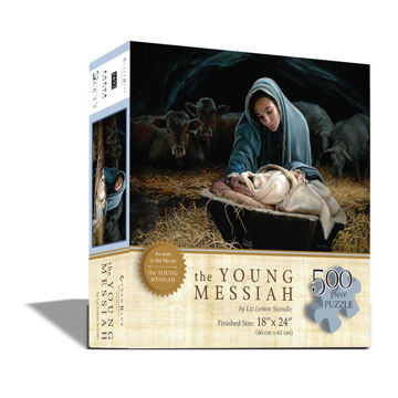 Picture of The Young Messiah Puzzle 24 X 18
