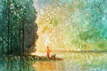 Picture of Beside Quiet Waters