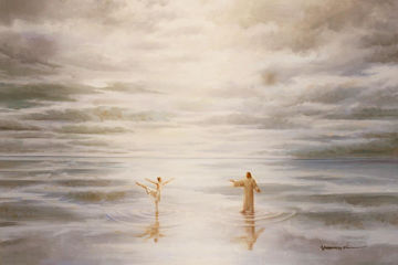 Picture of Dancing on Water