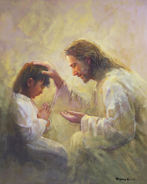 Picture of Prayer of Love