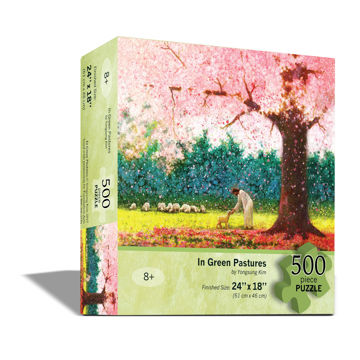 Picture of In Green Pastures Puzzle