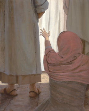 Picture of Touch of Faith